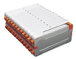 Lithium-ion battery_Hybrid Vehicle