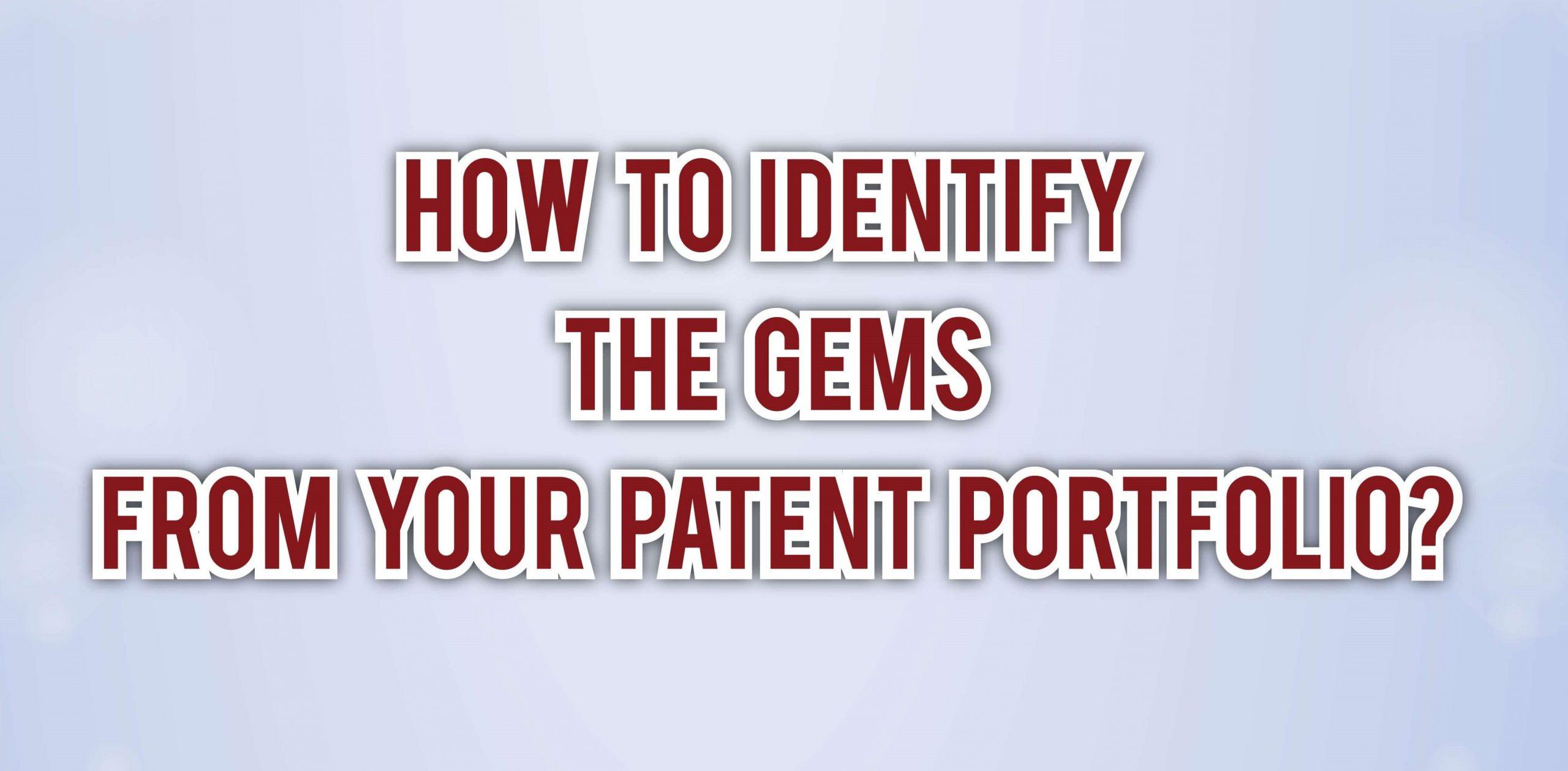 Patent Portfolio