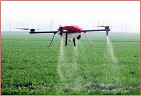 Flying Farmer_Drone by LPU students