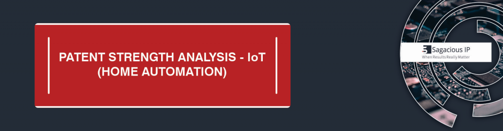 Patent Strength Analysis - IoT (Home Automation) : Report