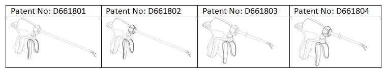 Ethicon Endo-Surgery Inc. vs. Covidien Inc. _FTO Searches