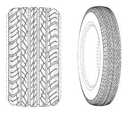Michelin vs. Atturo Tire_FTO Searches