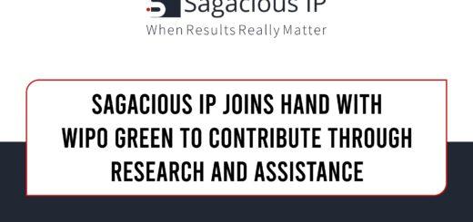 Sagacious IP & WIPO